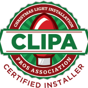 Christmas Light Installation Pros Association Certified Installer Logo
