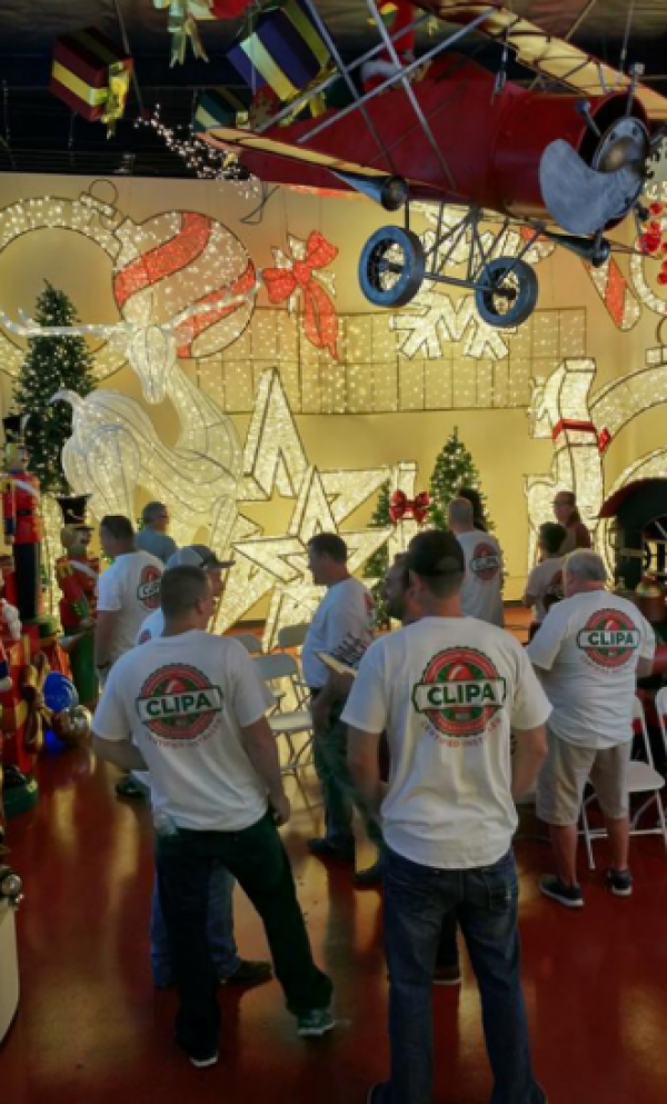 Christmas Light Installation Pros Association Commercial Training